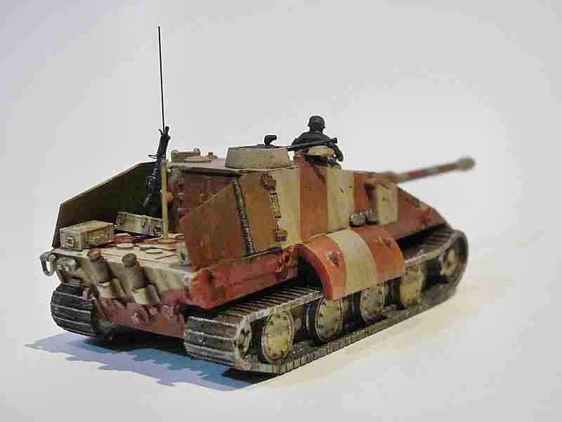 Panzerhalle 1/87 Bruchhausen-Vilsen - 2. E-100 Jagdpanzer Krokodil (von Heer46)